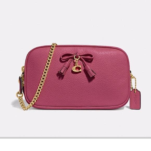 Coach Handbags - NWT COACH Crossbody Pouch